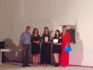 Il premio ad Anna Lucia Cudazzo