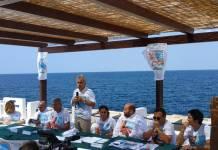 Presentazione campionati mondiali pesca sportiva a Gallipoli