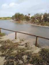 Allagamento a Lido Marini Punta del Macolone 2