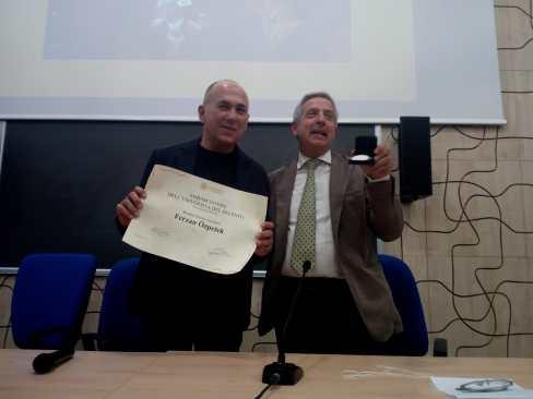 Ferzan Ozpetek e Fabio Pollice