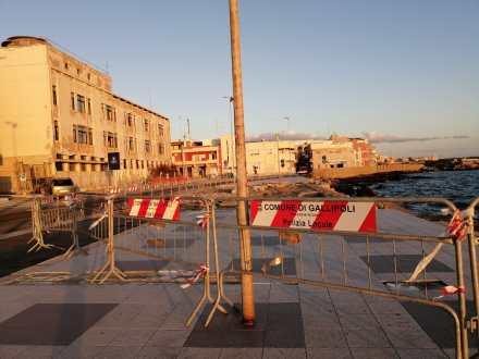 Zone vietate sulla passeggiata della Giudecca