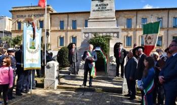 IV Novembre a Matino (foto Raffaele Leopizzi)