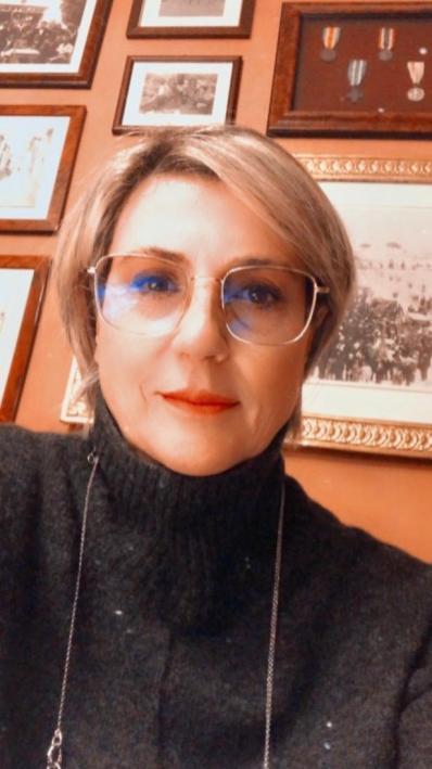 La dirigente Maria Grazia Attanasi