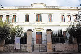 La sede centrale del Comprensivo di Parabita