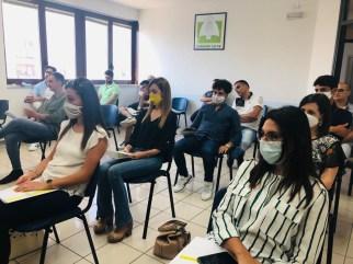 L'assemblea di Coldiretti giovani