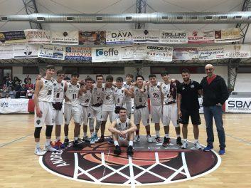 Under 16 Basket Pasca