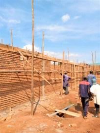 Amahoro onlus, i lavori in Rwanda