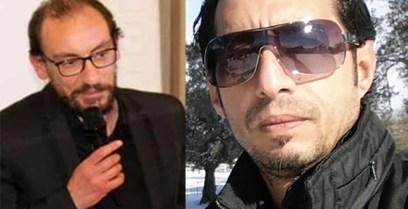 Piero Mastroleo e Gianluca Masella