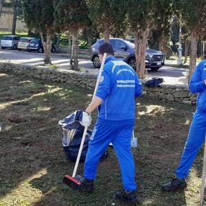 Associazione Paolo Pinto, volontari all'opera (2)