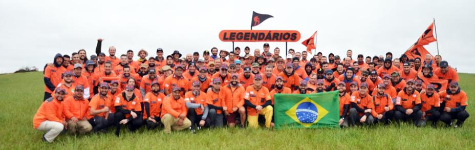 Grupo Legendários