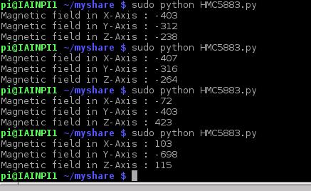 hmc5883-output