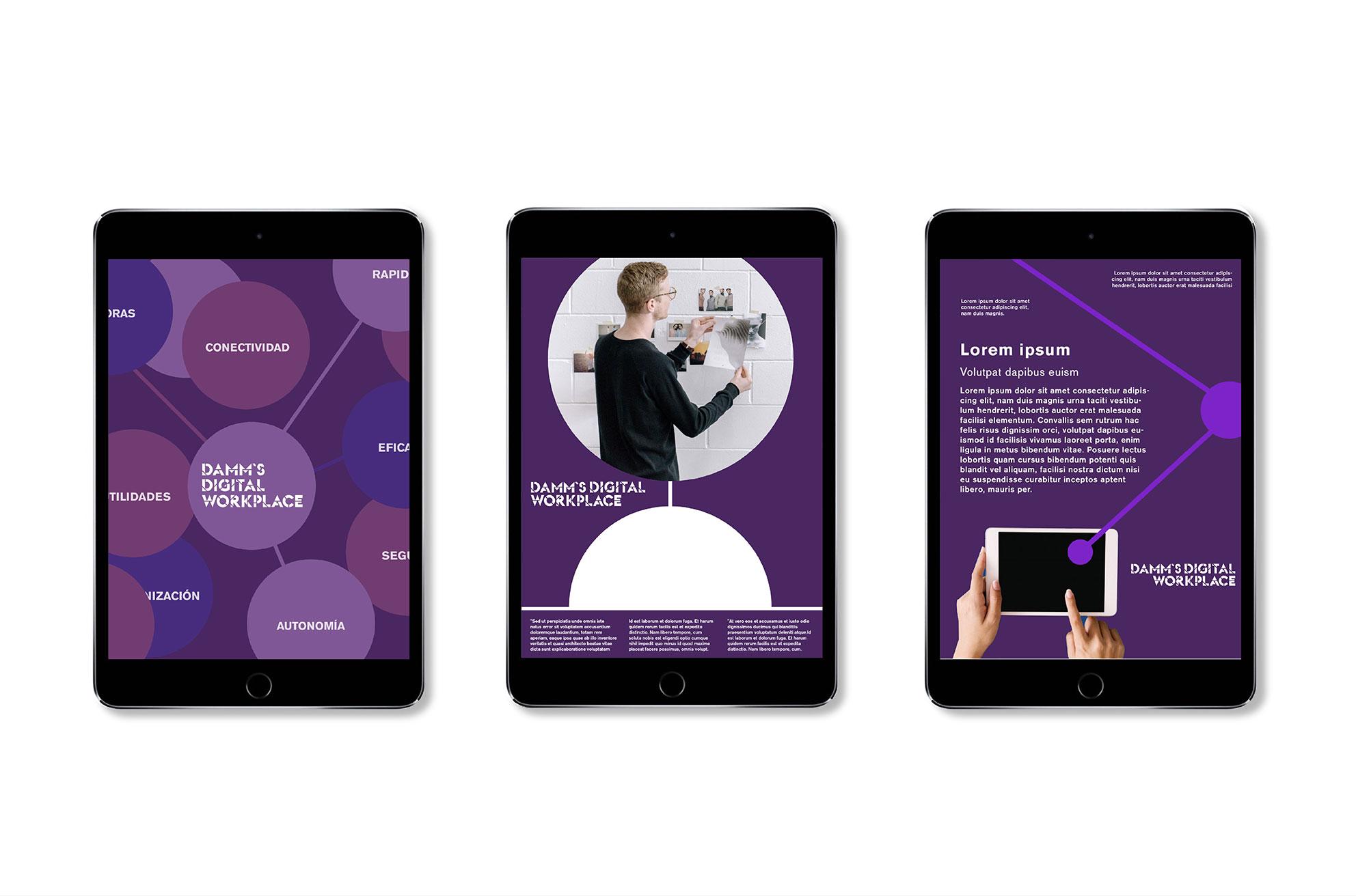 Damm-Digital-Workplace-Damm-diseñografico-agencia-barcelona-4