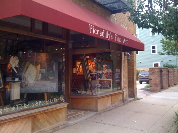 Piccadillys in Tremont - Fine Art at Piccadilly's