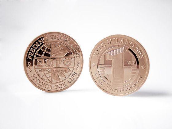 moneta euro expo 2015