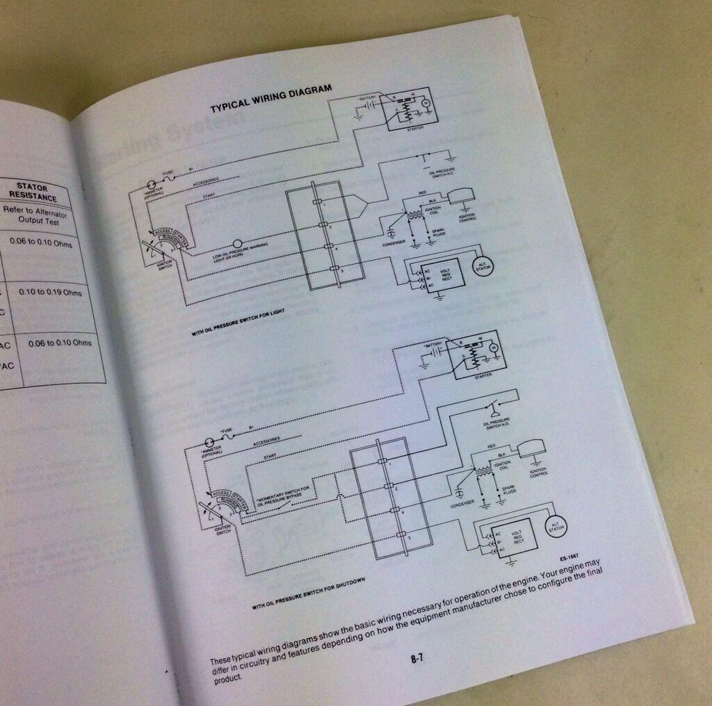 Onan Welder Wiring Diagram | Online Wiring Diagram on