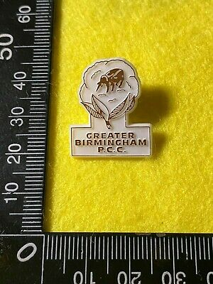 Collectable Pin Back Badge - Greater Birmingham P.c.c (Bb236)