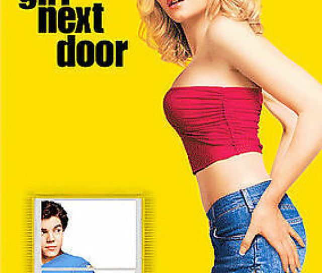 The Girl Next Door Dvd Movie W S F S