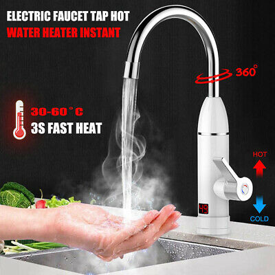 3 5kw instant heating tap water faucet