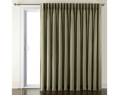 jcpenney home supreme pinch pleat patio