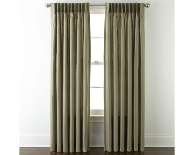 jcpenney home supreme pinch pleat one