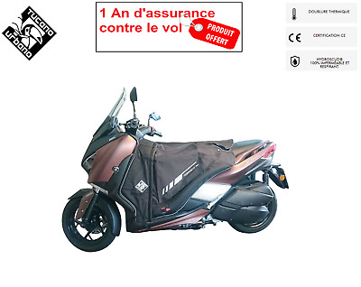 tablier scooter tucano r190 pro x yamaha x max 125 300 400 xmax couvre jambe