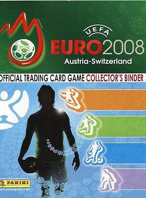 Panini Uefa Euro 2008 Pick Ur Players Brand New Football Cards