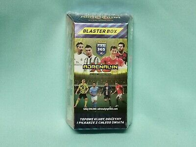 Panini Adrenalyn XL FIFA 365 2021 Blaster Box 5 x Limited Edition + 8 Booster