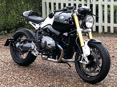 Bmw R Nine T Cafe Racer Style With Shnitzer And Customised Options