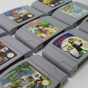 NINTENDO 64 GAMES N64 Cartidge Only Game Selection       8 99   PicClick UK Nintendo 64 Games N64 Cartidge Only Game Selection