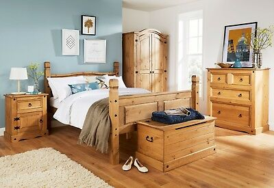 corona solid pine bedroom furniture
