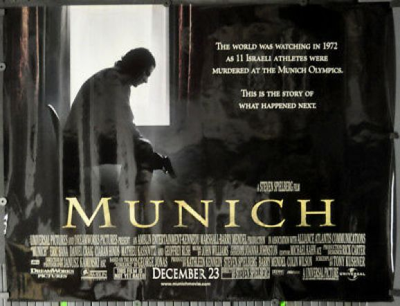 Image result for munich 2005 poster