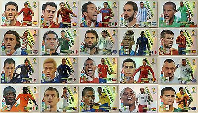 Panini Adrenalyn XL FIFA Brasil World Cup WM 14 2014 - Limited Edition Selection