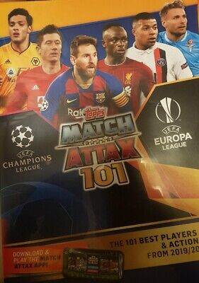 Topps Match Attax 101 Golden Moment World Stars limited edition gold Lewandowski