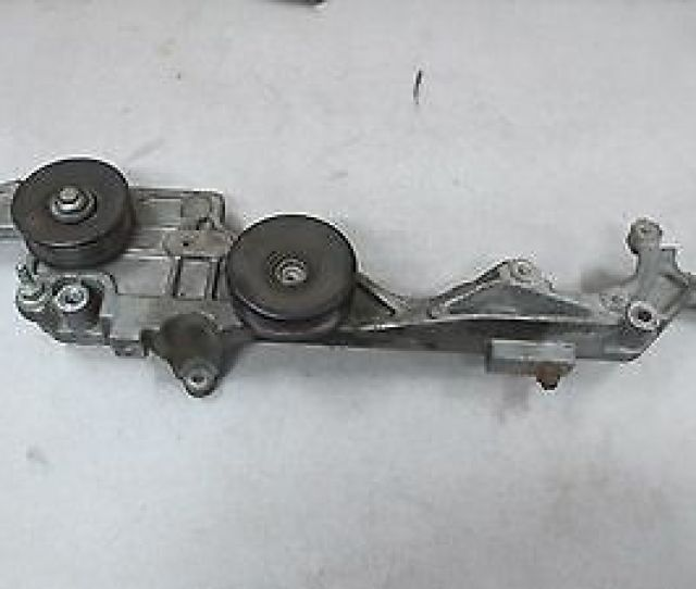2003 2004 Ford Mustang Cobra Pulley Bridge Supercharger Eaton Swap Idlers