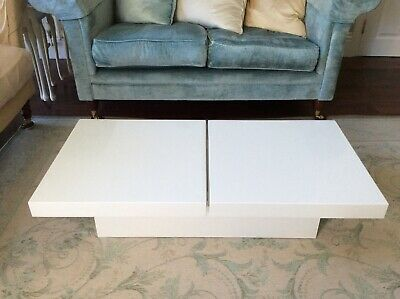 new basso two block coffee table