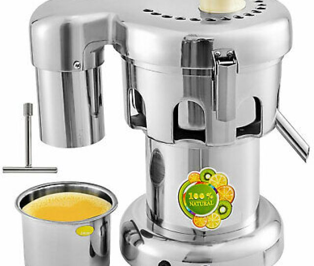 Commercial Juice Extractor Stainless Steel Juicer Heavy Duty Wf A Hot