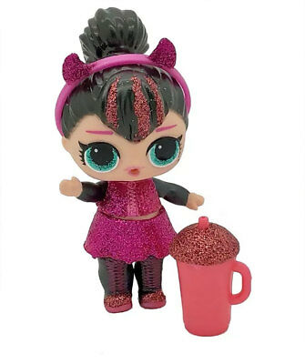 LOL SURPRISE DOLL * SPICE * Glam Glitter Series 2 NEW