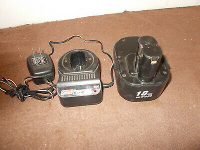 Coleman Powermate 18 Volt Battery Charger Repair 18v 19