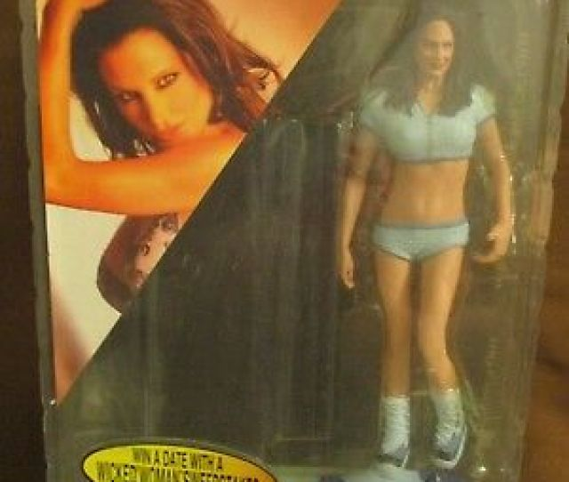The Women Of Wicked Fantasy Action Figure Sydnee Steele Sealed New