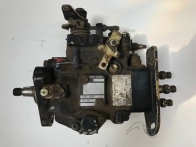 ISUZU 4JB1 TC ZEXEL Diesel Fuel Injection Pump 104641 6723 Fast Free     Case Construction Vehicle Diesel Fuel Injection Pump 0460426167 Bosch  Cummins