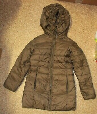 Down coat, warm luxury by Montgomery Gr.  4 years old, new
