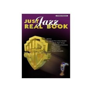 NEW JUST JAZZ Real Book  Bass Clef Edition  Just Real Books Series     Alfred Just Jazz Real Book   C Edition Fakebook
