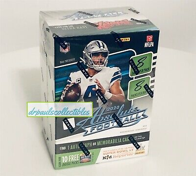 2020 Panini Absolute Football NFL Blaster Box Retail Exclusive Brand New Sealed