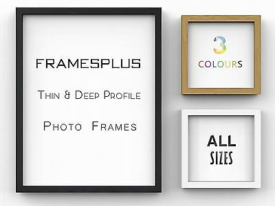 white mount frames by post h7 picture