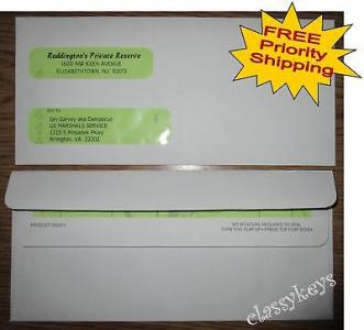 500 DOUBLE WINDOW ENVELOPES  10 QuickBooks invoice statements Self     150 Double Window SELF SEAL ENVELOPES  10 QuickBooks invoice statements 9x4