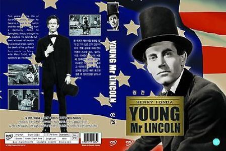 Image result for young mr lincoln movie poster 1939