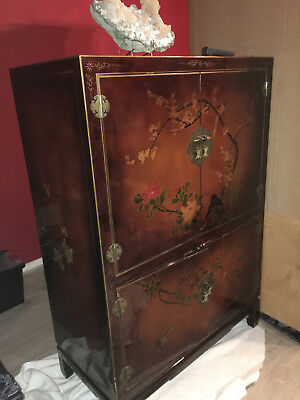 meuble tv chinois maison furniture deco chinese ancien no shipping