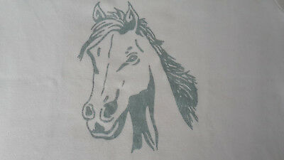 T-shirt size  146 pink with big silver horse, Arizona, for stronger girls