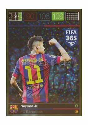 FIFA 365 Adrenalyn XL - Neymar Jr. - Limited Edition