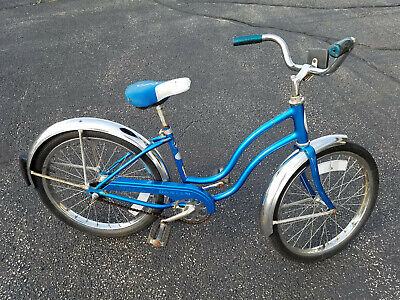 "VINTAGE 1977 CHICAGO Built Schwinn Bantam Convertible 20"" Girls/Boys Bicycle Org - $125.00 